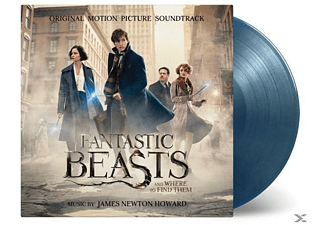 OST/VARIOUS - Fantastic Beasts And Where To Find - (Vinyl)