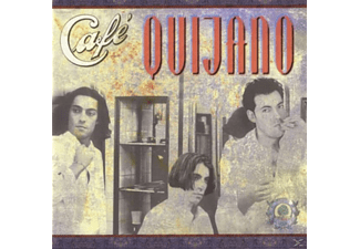 Café Quijano - Cafe Quijano - (CD)