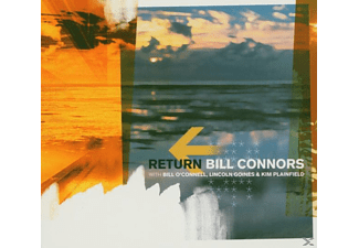 Bill Connors - Return - (CD)