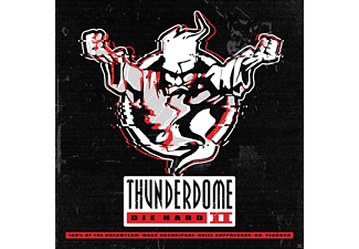 VARIOUS - Thunderdome - Die Hard II - (CD)