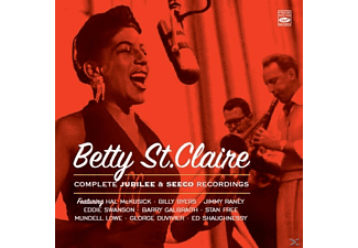 Betty St. Claire - Complete Jubilee & Seeco Recordings - (CD)