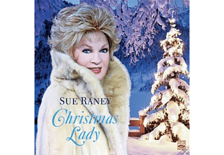 Sue Raney - Christmas Lady - (CD)