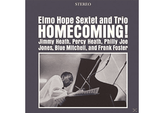 Elmo Sextet Hope - Homecoming! - (Vinyl)