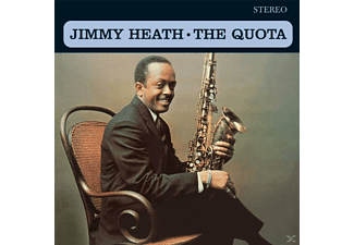 Jimmy Heath - The Quota - (Vinyl)
