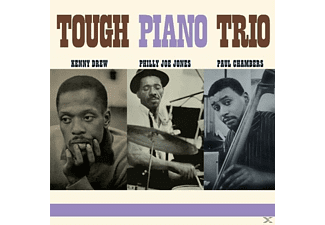 Kenny Drew - Tough Piano Trio - (Vinyl)