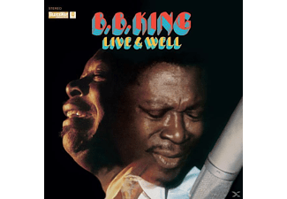 B.B. King - Live & Well (Ltd.Edt 180g Vinyl) - (Vinyl)