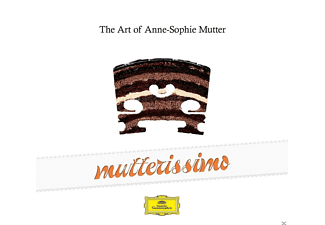 Anne-Sophie Mutter - Mutterissimo-The Art Of Anne-Sophie Mutter - (CD)
