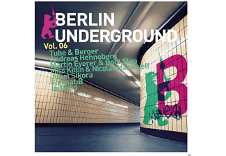 VARIOUS - Berlin Underground Vol.6 - (CD)