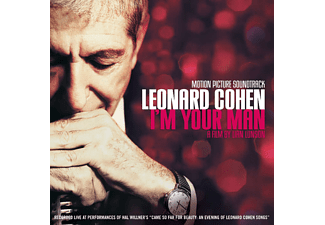 Leonard Cohen - I'm Your Man (CD)