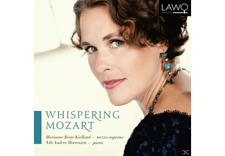Marianne Beate Kielland - Whispering Mozart - (CD)