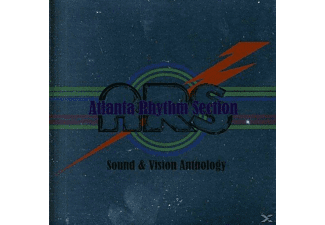 Atlanta Rhythm Section - Sound & Vision Anthology - (CD + Buch)