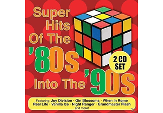 VARIOUS - Super Hits Of The '80s & Into The '90s - (CD)