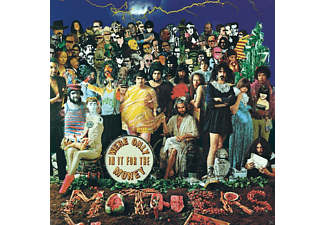Frank Zappa, VARIOUS - We're Only In It For The Money - (Vinyl)