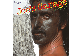 Frank Zappa - Joe's Garage (Ltd.3LP) - (Vinyl)