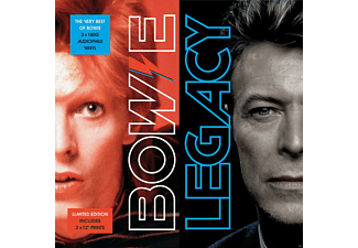 David Bowie - Legacy (The Very Best Of David Bowie) - (Vinyl)