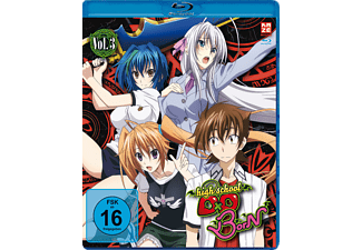 Highschool DxD BorN – Staffel 3 Vol. 3 [Blu-ray]