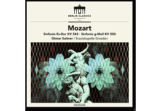 Staatskapelle Dresden - Established 1947,Mozart-Sinfonien (Remaster) - (CD)