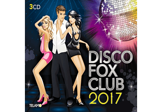 VARIOUS - Discofox Club 2017 - (CD)