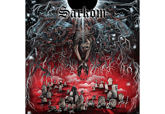Sarkom - Anti-Cosmic Art - (CD)