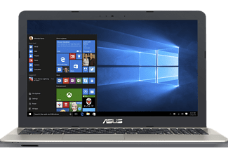 ASUS R541UV-DM884T, Notebook mit 15.6 Zoll Display, Core™ i5 Prozessor, 8 GB RAM, 1 TB HDD, GeForce 920MX, Chocolate Black