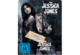 Marvel's Jessica Jones - Staffel 1 (Steelbook) - (Blu-ray)