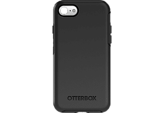OTTERBOX 77-53947 Symmetry, Backcover, Apple, iPhone 7, Schwarz