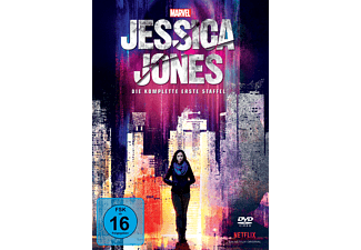 Marvel's Jessica Jones - Staffel 1 - (DVD)