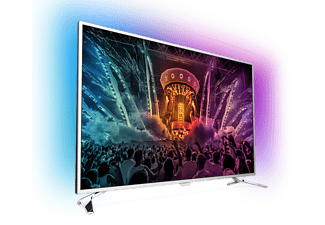 "PHILIPS 65PUS6521/12 65"" Smart 4K-TV - Silver"