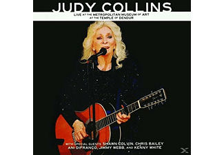 Judy Collins - Live At The Metropolitan Museum Of Art - (CD)