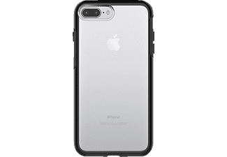 OTTERBOX 77-53954 Symmetry iPhone 7 Plus Handyhülle, Transparent/Schwarz