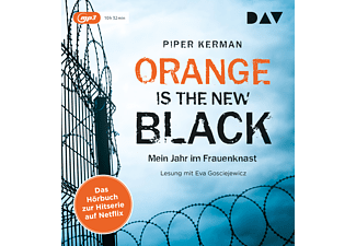 Orange Is the New Black.Mein Jahr im Frauenknast - 1 MP3-CD - Hörbuch