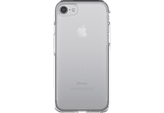 OTTERBOX 77-53957 Symmetry, Backcover, iPhone 7, Synthetischer Kautschuk/Polycarbonat, Transparent