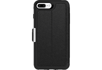 OTTERBOX 77-53978 Strada, Bookcover, Apple, iPhone 7 Plus, Schwarz