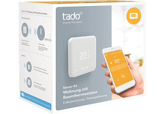 TADO Starter Kit - Wohnung Smart, Thermostat, System: tado, HomeKit