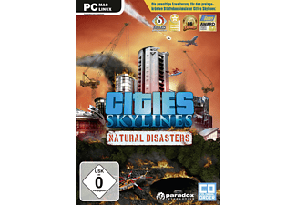 Cities: Skylines Natural Disasters - PC