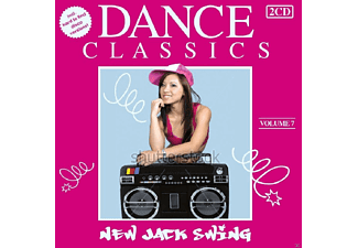 VARIOUS - Dance Classics New Jack Swing 7 - (CD)