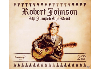 Robert Johnson - Up Jumped The Devil - (CD)