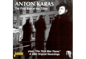 Anton Karas - The Third Man - (CD)