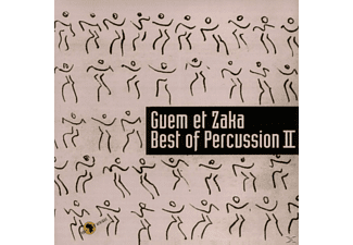 Et Zaka Guem - Best of Percussion Vol 2 - (CD)