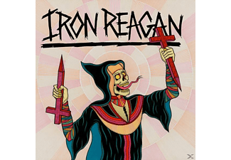 Iron Reagan - Crossover Ministry (Black Vinyl LP+MP3) - (LP + Download)