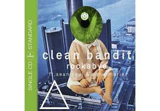 Clean Bandit, Sean Paul, Anne Marie - Rockabye (2-Track) - (5 Zoll Single CD (2-Track))