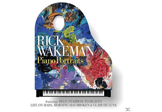 Rick Wakeman - Piano Portraits - (CD)