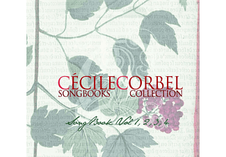 Cécil Corbel - Songbooks Collection - (CD)