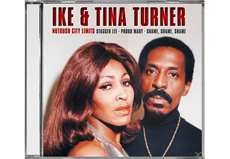 Ike & Tina Turner - Nutbush City Limit - (CD)