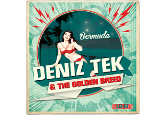 Deniz Tek & The Golden Breed - Bermuda - (Vinyl)