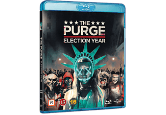 The Purge: Election Year Action Blu-ray