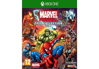 Marvel Pinball Epic Collection Volume 1 Xbonx One