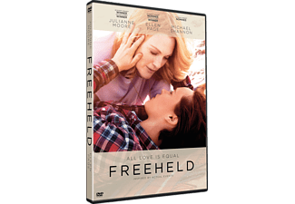 Freeheld Drama DVD