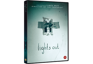 Lights Out Skräck DVD