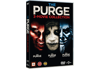 The Purge Box Action DVD